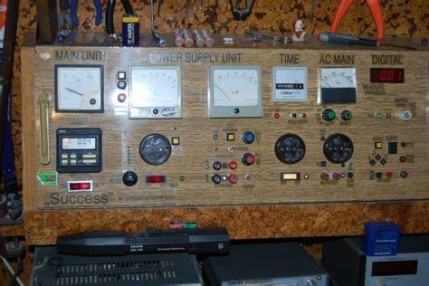 electronic workbench  control board electronic