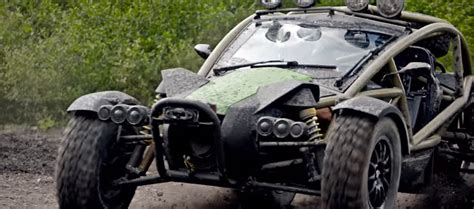 This Is Possibly The Best Off Road Car Test Ever Carnimal