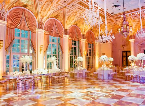 famous luxury resort  destination weddings  florida
