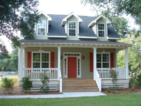 """Small Country House Plans """"Farmiliar"""" Forms"""