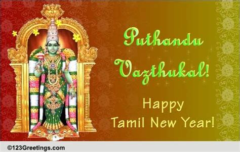 Tamil New Year Greetings... Free Tamil New Year eCards, Greeting Cards ...