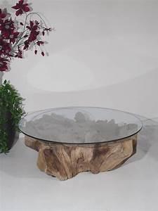 Wurzelholz Tisch Mit Glasplatte : glastisch wurzelholz bestseller shop f r m bel und einrichtungen ~ Bigdaddyawards.com Haus und Dekorationen