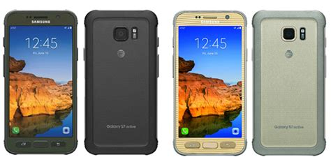 the samsung galaxy s7 active specs revealed