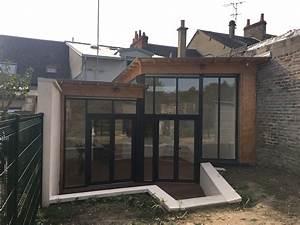 Connaitre Orientation Maison : mur rideau maison individuelle ~ Premium-room.com Idées de Décoration