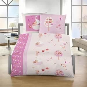 Biber Bettwäsche Rosa : bettw sche eule rosa biber 135x200 cm bettbezug garnitur bettgarnitur kinder ebay ~ Buech-reservation.com Haus und Dekorationen