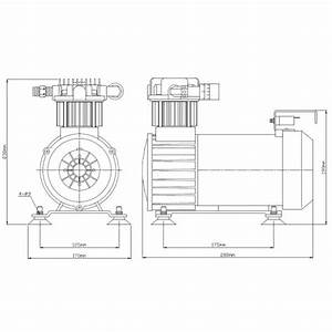 Kompressor Ohne Kessel : 12v kompressor 95 l min 8 bar ohne kessel lfrei mattech ~ A.2002-acura-tl-radio.info Haus und Dekorationen