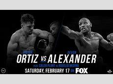 Devon Alexander vs Victor Ortiz Live Stream TOTAL