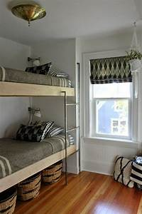 Fantastic Floating Bunk Bed Project  With Handmade Metal