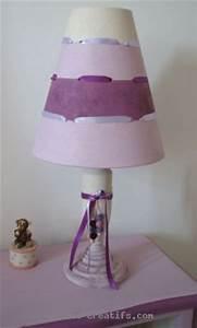 Abat Jour Chambre Fille : lampe de chevet pour chambre de fille ~ Melissatoandfro.com Idées de Décoration
