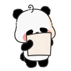 24 Super cute panda emoticons chat emojis – Free Chinese ...