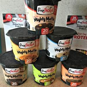 Healthier in '17: FlapJacked Mighty Muffins #Giveaway ...