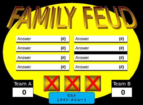 family feud powerpoint template  cpanjinfo