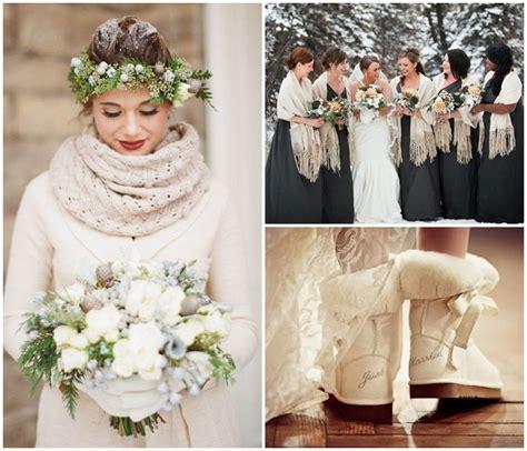 raisons pour lesquelles se marier en hiver est une bonne