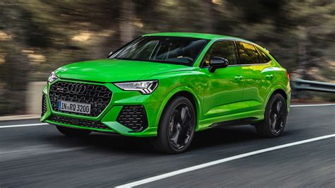 audi rsq3 2020 the 2020 audi rs q3 sportback is stylish and not coming