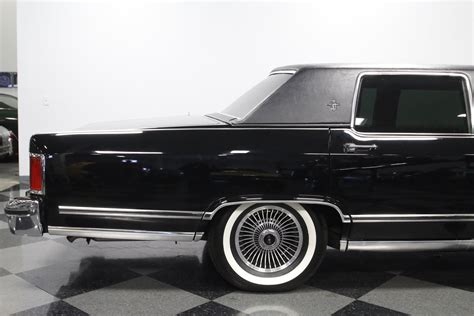 Lincoln Limo by 1979 Lincoln Continental Limousine For Sale 79372 Mcg