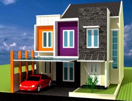 contoh cat rumah minimalis design rumah minimalis