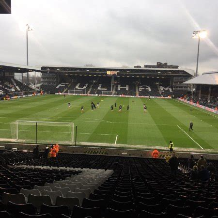 Craven Cottage Tour by Craven Cottage All You Need To Before You