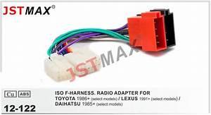 Daihatsu Applause Radio Wiring Diagram : jstmax car dvd radio stereo iso cable adapter for toyota ~ A.2002-acura-tl-radio.info Haus und Dekorationen