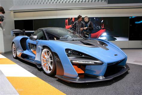 Mclaren's Senna Gtr Is Sold Out Autoevolution