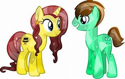 Crystal Pony Ponies Friendship Magic Fanpop Background