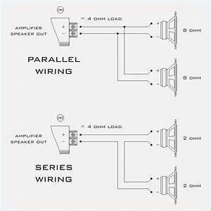 Speaker Wiring Diagram Series Vs Parallel  U2013 Moesappaloosas Com