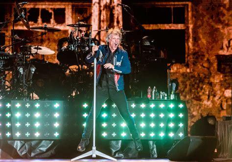 Bon Jovi Gives Love For Israel Good Name News