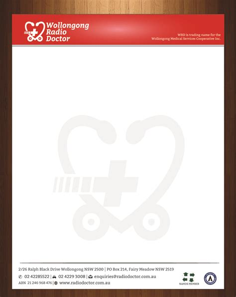 doctors letter 37 professional letterhead designs for a business in 10588