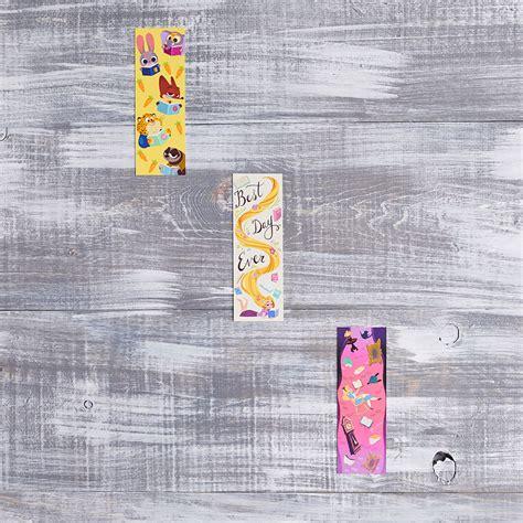 adorable disney bookmarks   print