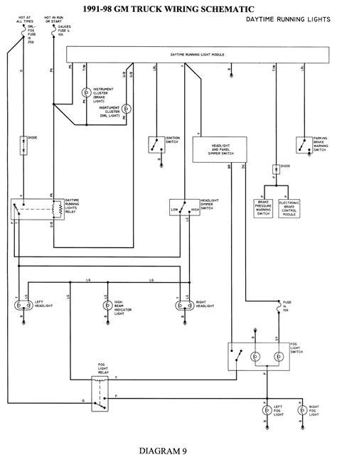 91 Chevy S10 Truck Wiring Diagram by Chevrolet Silverado 1500 I A 91 Chevy Silverado 1500