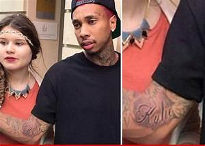 Tyga -- Kylie Jenner Is the One ... Here's the Ink to ...