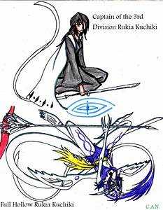 Captain Rukia Hollow Rukia by Alice-WhiteRabbit on DeviantArt