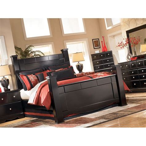 Shay Bedroom Set by Shay Poster Bedroom Set Signature Design 4 Reviews