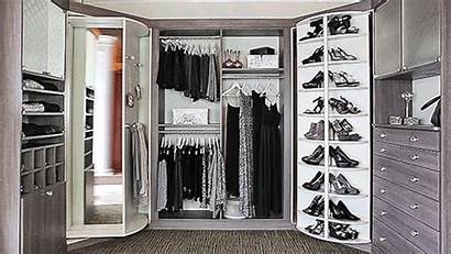 Closet Organizer 360 Walk Luxury Storage Space