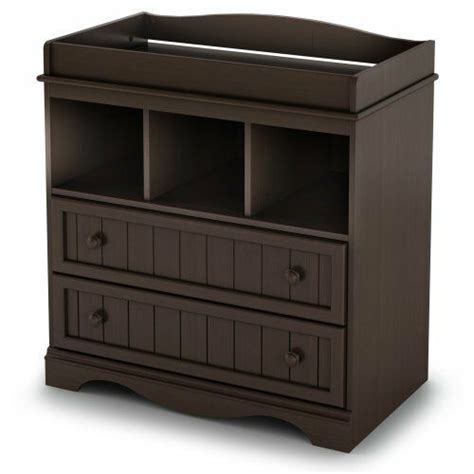 Dresser Change Table - south shore collection baby changing dressing
