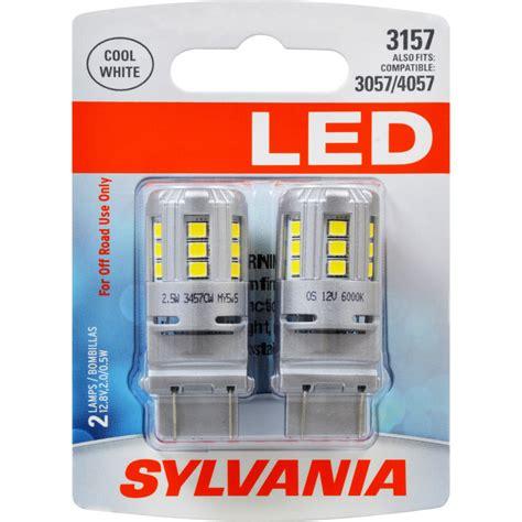 how long do led light bulbs last longer lasting oe quality sylvania 3157 long life mini