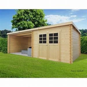 Abri De Jardin Toit Plat Pas Cher : abri de jardin en bois rohan toit plat emboitable 2 ~ Mglfilm.com Idées de Décoration