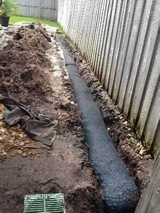 Easy Flow Drainage : nds ez flow vs traditional french drains orlando sprinklers and irrigation ~ Frokenaadalensverden.com Haus und Dekorationen