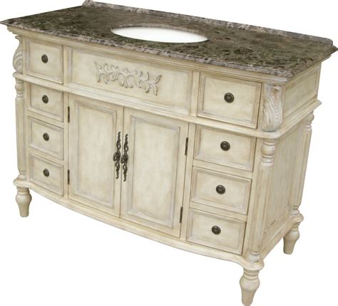 48 vanity with top and sink 48 inch single sink bathroom vanity with a brown marble