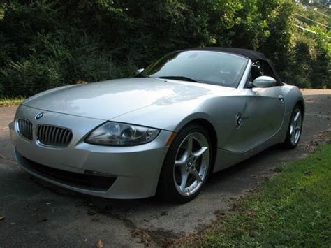 Sell Used 2008 Bmw Z4 Roadster 3.0 Si In Knoxville