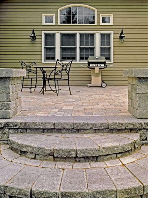 17 best ideas about paver designs on brick