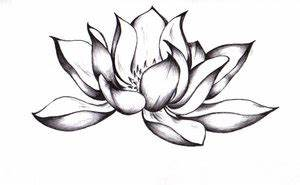 Lotus Flower Buddhist Drawing - ClipArt Best