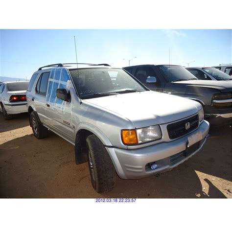 Get 1999 honda passport values, consumer reviews, safety ratings, and find cars for sale near you. 1999 - HONDA PASSPORT - Rod Robertson Enterprises Inc.
