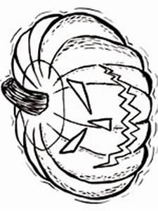 Dessin Qui Fait Tres Peur : citrouille peur ~ Carolinahurricanesstore.com Idées de Décoration