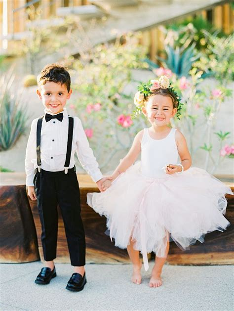 best images about flower ring bearers pinterest flower halo little black