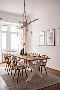 Lampe Esszimmertisch : einrichtungsprojekt werbeagentur mit deko im ~ Pilothousefishingboats.com Haus und Dekorationen