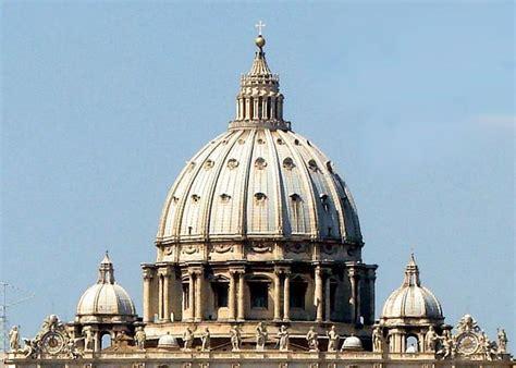 cupola di michelangelo cupola di san pietro roma