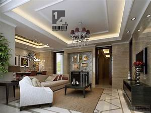 classic interior design modern classic living room With interior decoration for sitting room