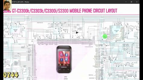 read mobile phone schematic diagram lesson  youtube