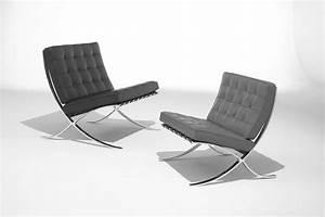 Mies Van Der Rohe Sessel : ludwig mies van der rohe design m bel und designikonen ~ Eleganceandgraceweddings.com Haus und Dekorationen
