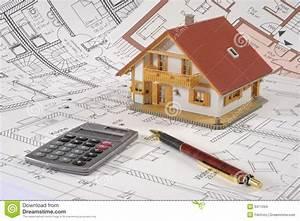 Plan De Construction : plan de maison de construction images stock image 9471094 ~ Premium-room.com Idées de Décoration